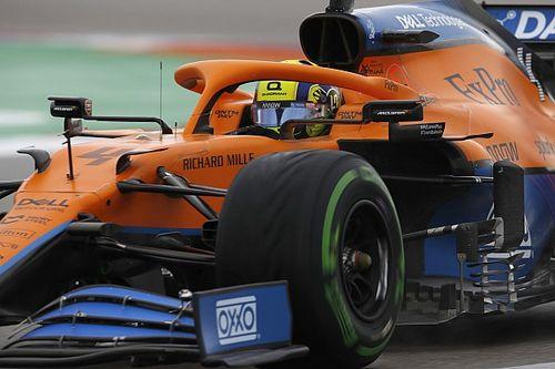 Russian GP: Norris beats Sainz to grab maiden pole; Hamilton fourth