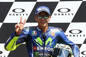 Valentino Rossi: Startplatz 2 in Mugello