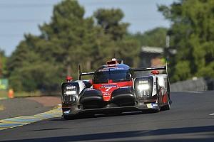 Le Mans Últimas notícias Kobayashi: quebra em Le Mans