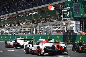Le Mans 速報ニュース ル・マン24h、スタート地点を第1コーナーに向け145m先に変更