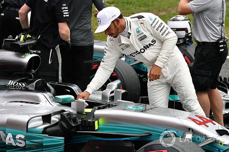 """Hamilton define pole em Suzuka como """"insana"""""""