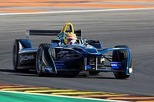 فورمولا إي أخبار عاجلة هاريانتو يكمل أول اختبار له لسيارة فورمولا إي
