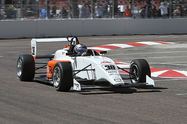USF2000 Buddy Lazier's son joins Newman Wachs USF2000 team