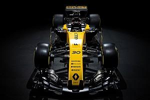 GALERÍA: Así es el nuevo RS17 de Renault F1