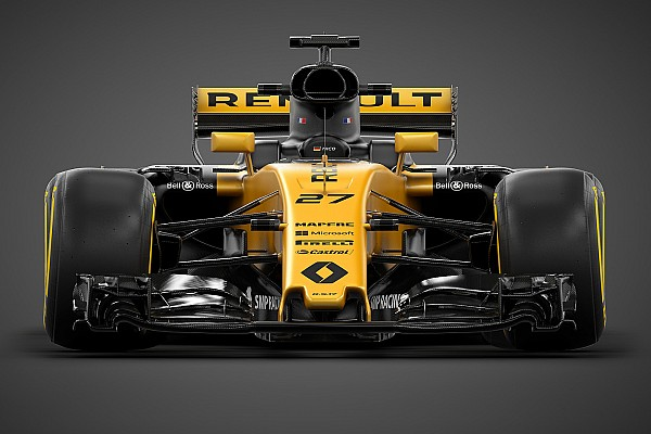 Formel 1 News Formel 1 2017: Renault präsentiert neuen R.S.17