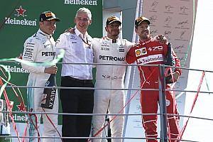 Formula 1 Yarış raporu İtalya GP: Hamilton kazandı, şampiyona liderliğine yükseldi!