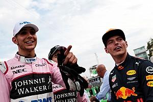 """F1 Noticias de última hora Ocon reta a Verstappen: """"Creo que aún soy más rápido que él"""""""