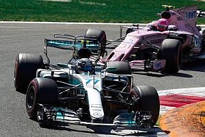 Ocon lenne a Mercedes B-terve Bottas menesztése esetén?!