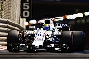 Formula 1 Special feature Kolom Massa: Tindakan agresif Perez membantu saya di Monako
