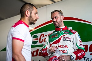 WTCC Breaking news Monteiro to miss China WTCC race on medical grounds