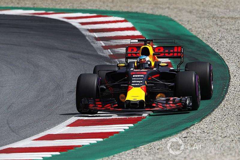 Horner: Ricciardo son turlarda sıralama modundaydı