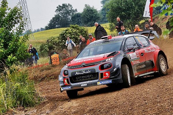 WRC Son dakika Citroen, 2017 WRC sezonunu bırakıp 2018'e odaklanıyor