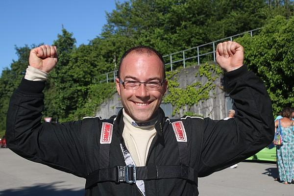 Schweizer slalom Rennbericht