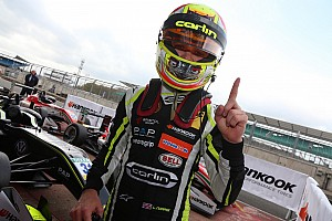 F3 Europe Special feature Norris column: Kicking off my F3 career with a home win