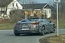 Auto Spyshots - Les premières images de la BMW i8 Spyder!