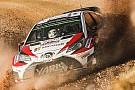 WRC Toyota to sponsor Rally Australia