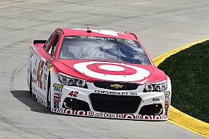 NASCAR Cup Qualifying report Martinsville qualifying rained out, Larson to start from pole