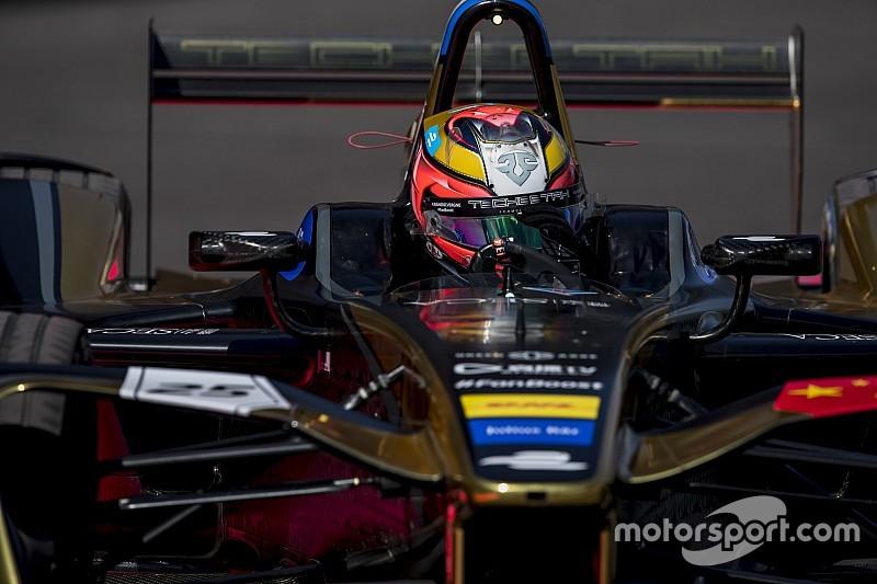 Esteban Gutiérrez estrena chasis en Mónaco.