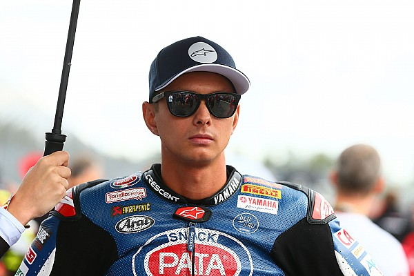 Van der Mark sustituirá a Rossi en el Gran Premio de Aragón