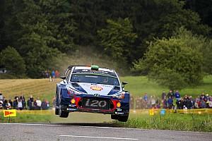WRC Actualités Hyundai pourrait aligner quatre voitures
