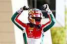 FIA F2 Impresionante victoria de Leclerc en la carrera del domingo de la F2