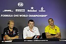 Azerbaijan GP: Friday's press conference