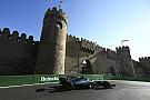 Fórmula 1 Los horarios del GP de Azerbaiyán: primera carrera de 2018 a la hora de comer