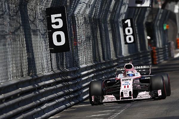 Formule 1 Monaco n'était