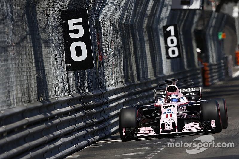 "Mónaco ""no fue tan malo"" para Force India a pesar de no sumar"