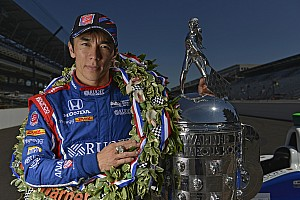 IndyCar Breaking news Sato hopes Indy 500 win inspires next Japanese generation