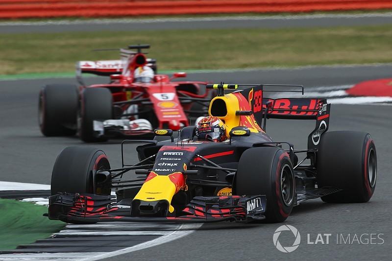 Red Bull se marca como objetivo batir a Ferrari