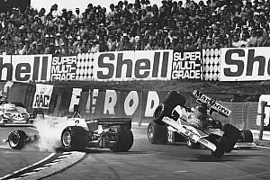 Formel 1 Historie Vor 41 Jahren: James Hunt siegt – und verliert den Sieg