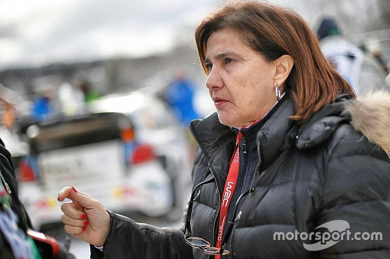"""Mouton: """"Saya tidak yakin wanita dapat berprestasi di F1"""""""