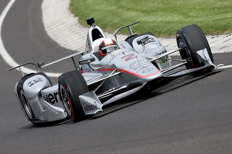"""Domed skids are no problem,"" says Indy 500 champ Montoya"