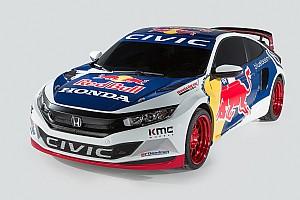 Global Rallycross Breaking news Honda to race in 2016 Global Rallycross with Olsbergs MSE
