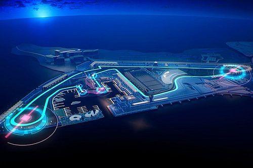 New banked corner part of Abu Dhabi F1 track changes