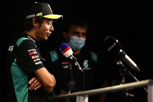 Rossi Bicara soal Aramco Racing Team VR46
