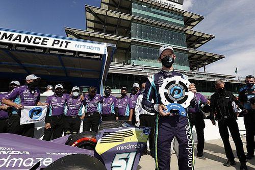 IndyCar: Grosjean conquista la pole dopo 10 anni di attesa