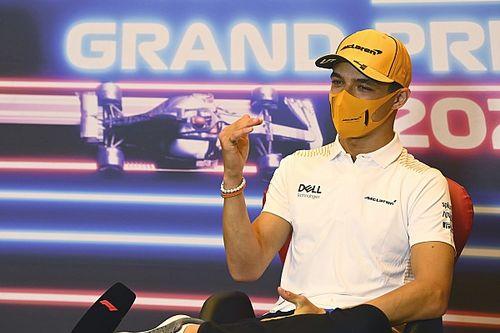 F1: Norris diz que Sainz é melhor do que Ricciardo quando o carro não se adapta a ele
