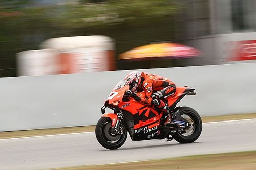 """Lecuona: """"No bajaré a Moto2, si no tengo sitio en MotoGP me iré de aquí"""""""