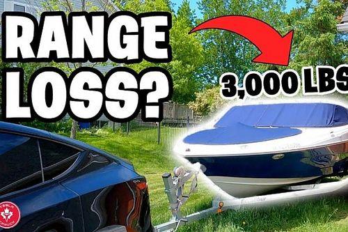 Hatékonyabban lehet-e vontatni Tesla Model Y-nal, mint egy hagyományos autóval?
