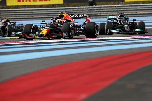 Fotogallery F1: l'incerto GP di Francia al Paul Ricard