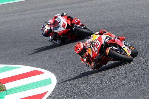 MotoGP Sudah 'Mengerikan', Marquez Minta Top Speed Dibatasi