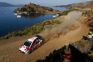 Calendrier 2019 du WRC :