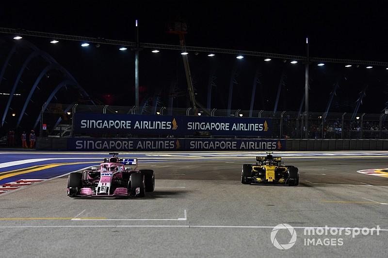Сайнс побачив у Force India загрозу для Renault