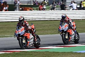 """Dovizioso: Lorenzo foi um parceiro de equipe """"estranho"""""""