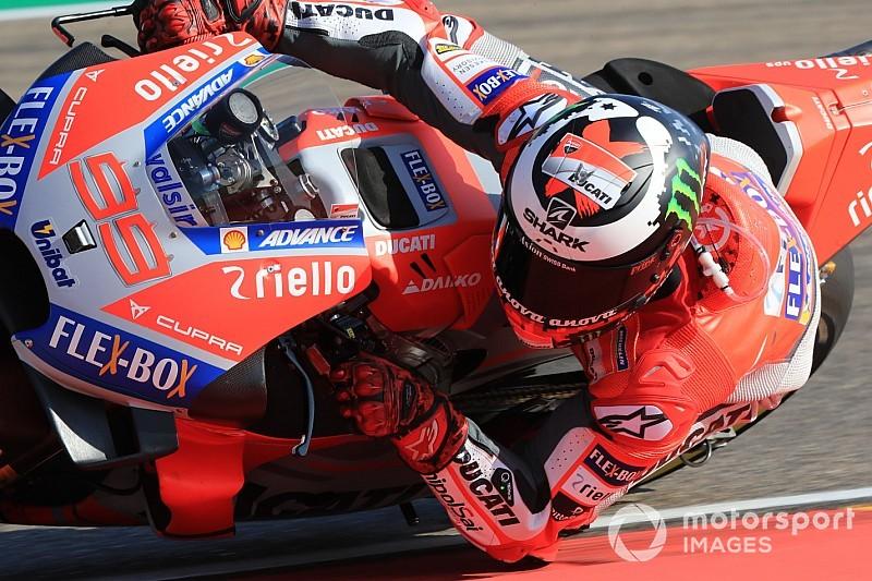 """Exclusief interview Jorge Lorenzo: """"Moeilijke Ducati-tijd gaat me helpen bij Honda"""""""