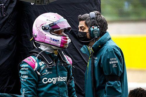 """Vettel considera """"poco profesional"""" su sanción en Imola"""