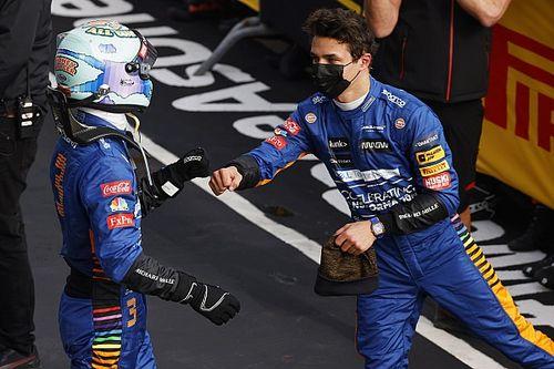 McLaren Bisa Terus Tukar Posisi Pembalap jika Untungkan Tim