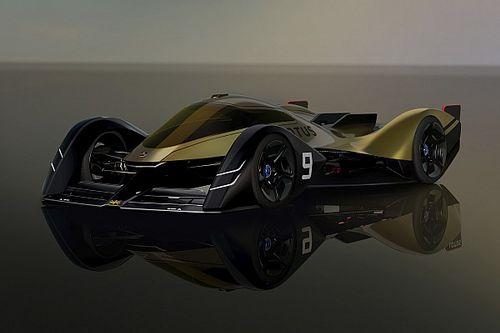 """ロータス、完全電動ハイパーカーの""""構想""""発表。2030年には実現可能?"""